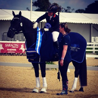 2015 British Dressage Grade 1 KBIS National Chamption 2015 Sept and Overall Chamption and U25 Champion